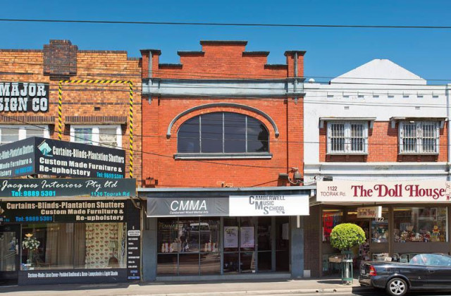 Whole/1124 Toorak Road, CAMBERWELL VIC, 3124