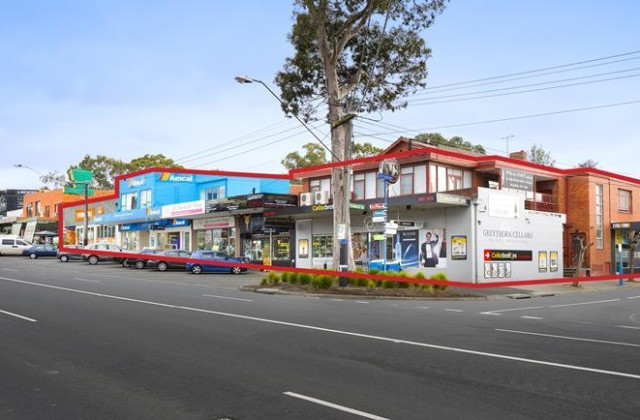 293-309 and 2 & 2A Doncaster Road and Tannock Street, BALWYN NORTH VIC, 3104