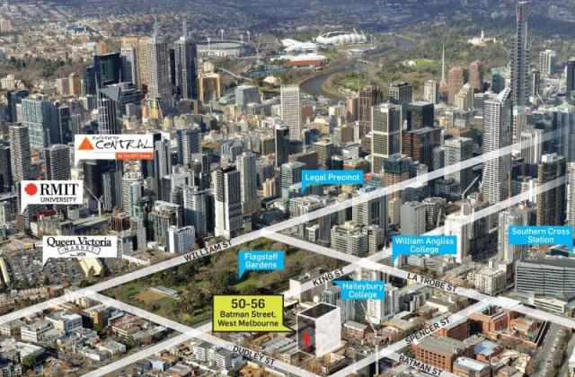 50-56 Batman Street, WEST MELBOURNE VIC, 3003