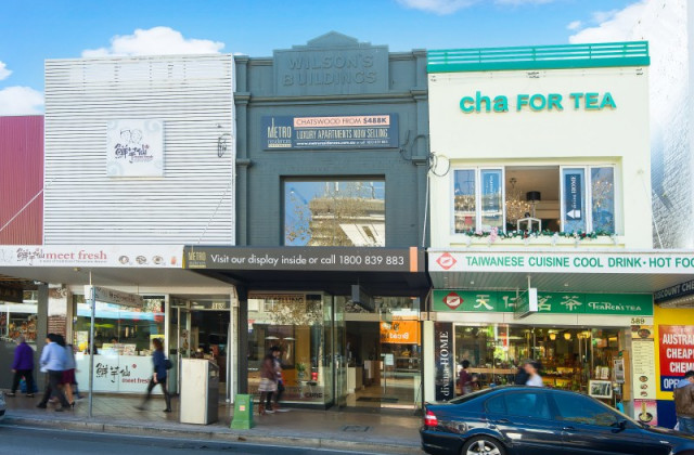 391 Victoria Avenue, CHATSWOOD NSW, 2067