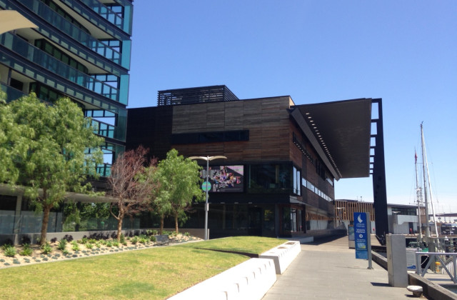 Cafe @ Docklands Library  107 Victoria Harbour Promenade, DOCKLANDS VIC, 3008