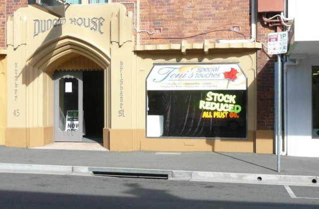 Ground Floor/Suite 2, 45 Brisbane Street, LAUNCESTON TAS, 7250