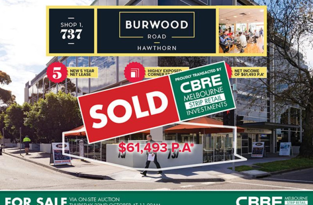 Shop 1/737 Burwood Road, HAWTHORN EAST VIC, 3123