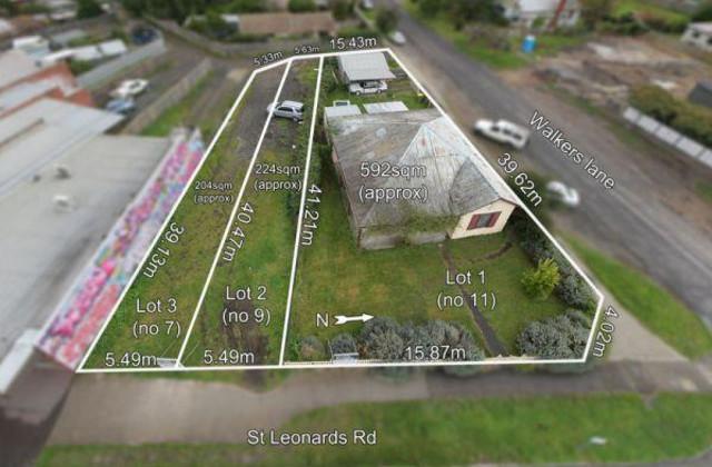 7-11 St Leonards Road, HEALESVILLE VIC, 3777