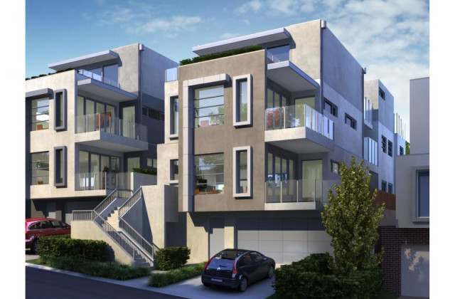 12&14 Red Hill Terrace, DONCASTER EAST VIC, 3109