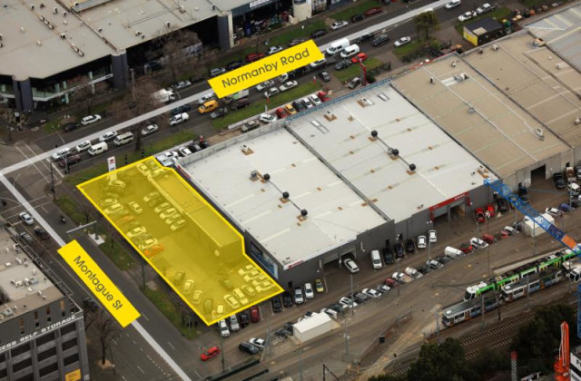 219-221 Normanby Rd, SOUTHBANK VIC, 3006