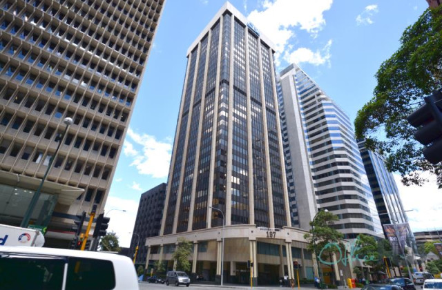 Property leased in 44 197 st georges terrace perth wa for 44 st georges terrace perth parking