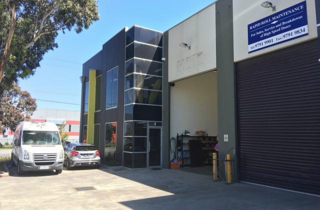 Factory 5, 124 Rodeo Drive , DANDENONG VIC, 3175