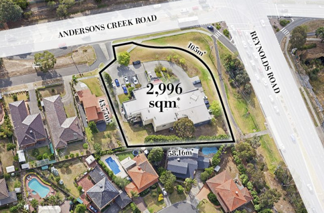 136-140 Andersons Creek Road, DONCASTER EAST VIC, 3109