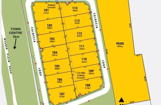 101 - 114/Lots 101 - 114 Weaber Plain Light Industrial Lots Road, KUNUNURRA WA, 6743