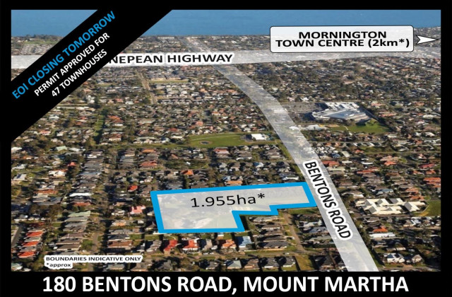 180 Bentons Road, MOUNT MARTHA VIC, 3934