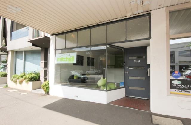 189 Park Street, SOUTH MELBOURNE VIC, 3205
