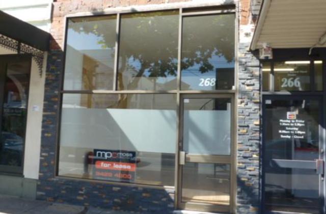 268 Swan Street, RICHMOND VIC, 3121