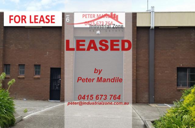 6/60 Allingham Street, CONDELL PARK NSW, 2200
