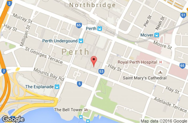 Property leased in 2702 44 st georges terrace perth wa for 44 st georges terrace perth parking