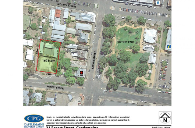 31 Forest Street, CASTLEMAINE VIC, 3450