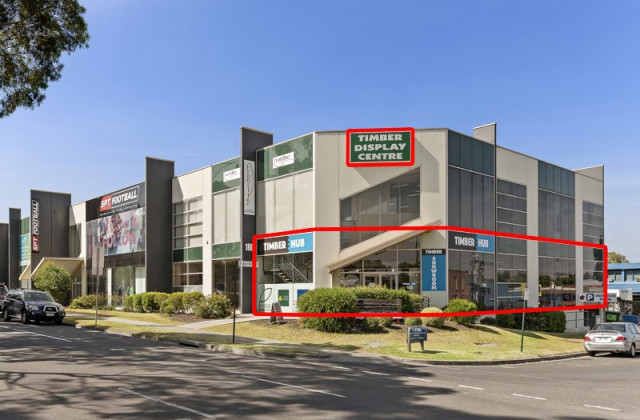 Ground Floor, Unit 1/180 Whitehorse Road, BLACKBURN VIC, 3130
