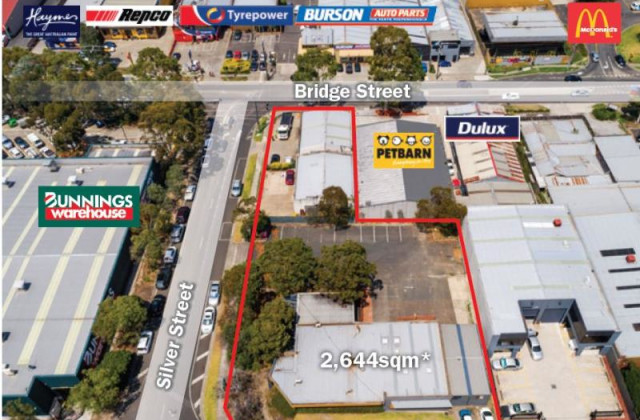 19 & 19A Bridge Street & 18 Brisbane Street, ELTHAM VIC, 3095