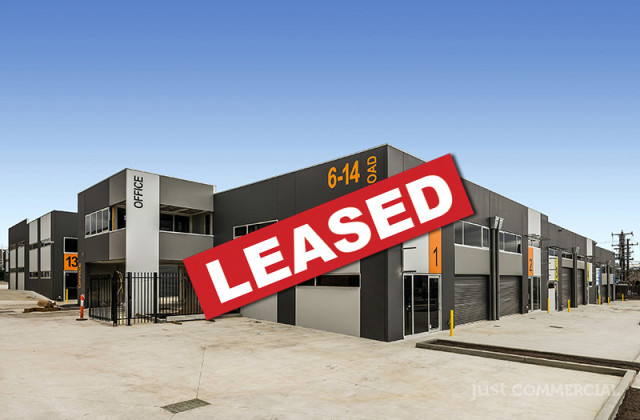 40/6-14 Wells Road, OAKLEIGH VIC, 3166