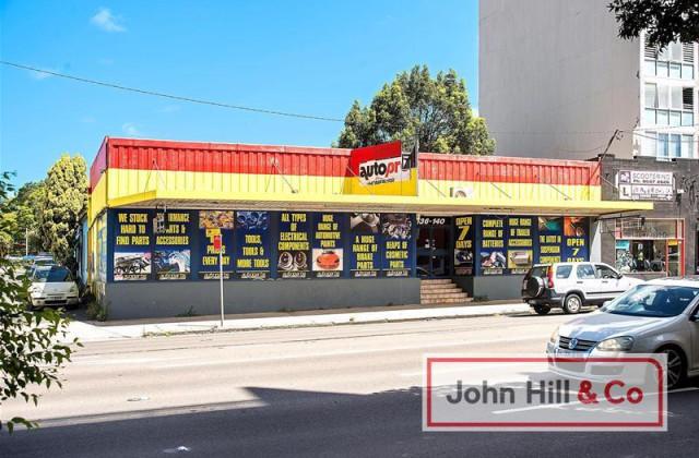 136-140 Parramatta Road, HOMEBUSH NSW, 2140