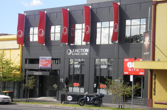 Junction Business Centre LOT 302 / 22 St Kilda Road, ST KILDA VIC, 3182