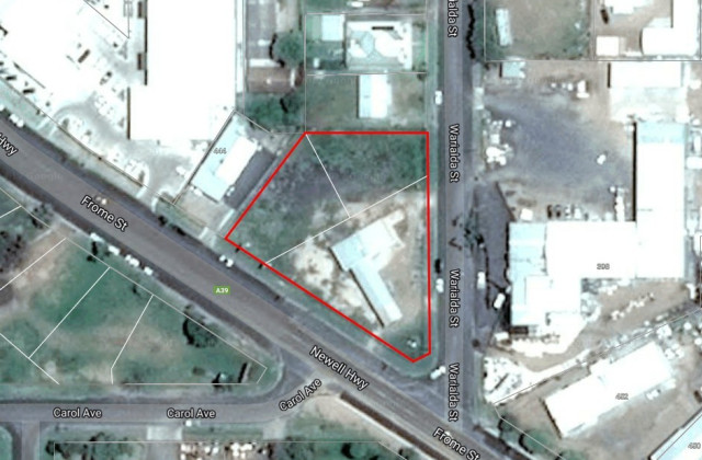 446-448 Frome Street, MOREE NSW, 2400