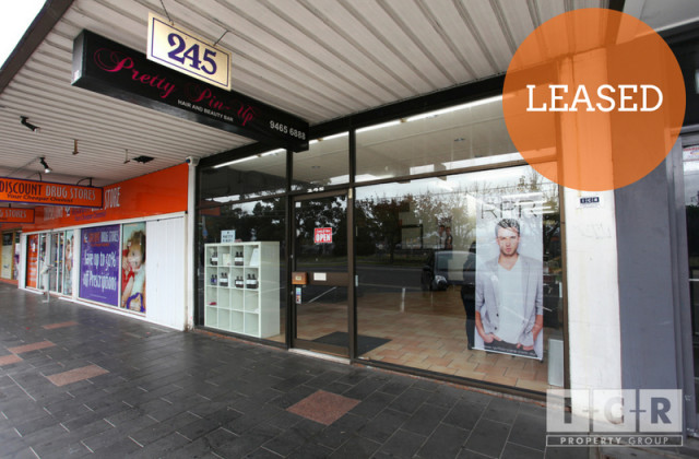 245 High Street, THOMASTOWN VIC, 3074