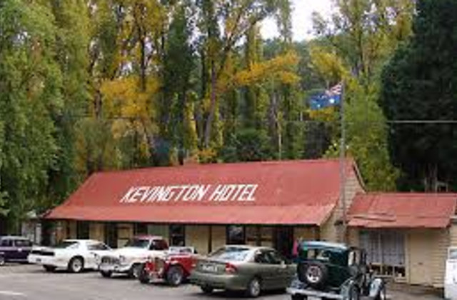 Kevington Hotel  1 Mansfield Woods Point Road, KEVINGTON VIC, 3723