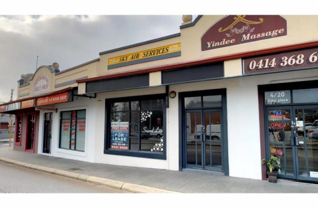 Shop 3/20 elder Place, FREMANTLE WA, 6160