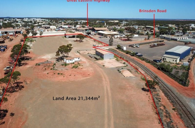 Lot 13,   Wortley Street, WEST KALGOORLIE WA, 6430