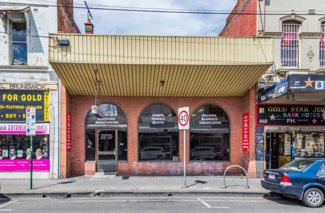 520-522 Sydney Road, BRUNSWICK VIC, 3056