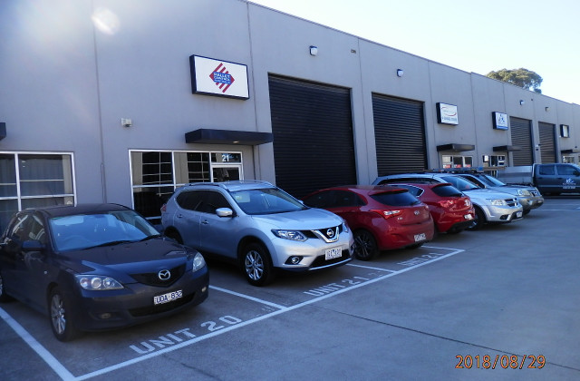 21/650 Geelong Road, BROOKLYN VIC, 3012