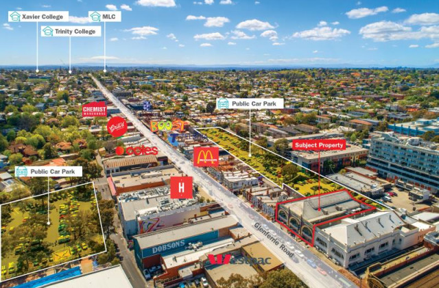 Level 1, 674-680 Glenferrie Road, HAWTHORN VIC, 3122