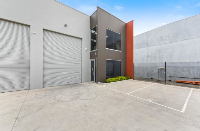 Unit 6/45 Technology Circuit, HALLAM VIC, 3803