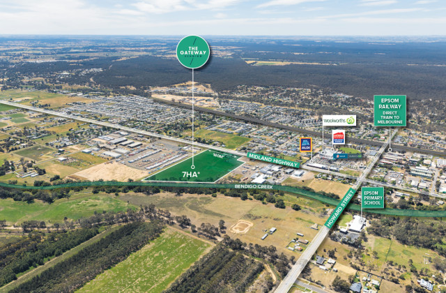 223-237 Midland Highway, , BENDIGO VIC, 3550