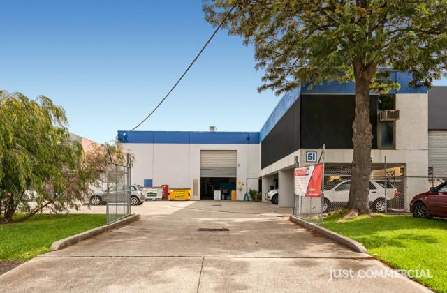 51 Industrial Drive, BRAESIDE VIC, 3195