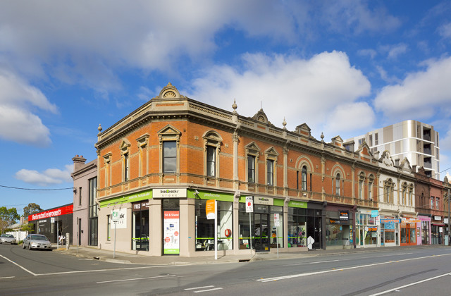 436-444  Burwood Road & 2 St Columbs Street, HAWTHORN VIC, 3122