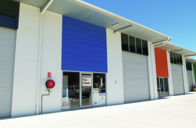 Unit 2/56 Industrial Drive, COFFS HARBOUR NSW, 2450