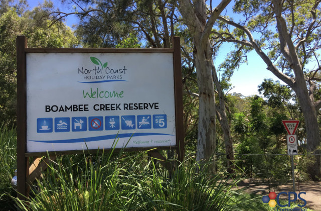 Sawtell Rd Boambee Creek Reserve, SAWTELL NSW, 2452