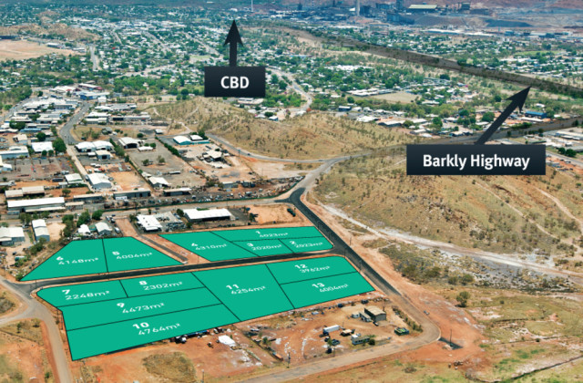 Progress and Industrial Avenue, MOUNT ISA QLD, 4825