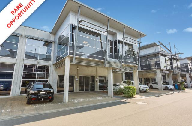 Unit 11 & 12 11-21 Underwood Road, HOMEBUSH NSW, 2140