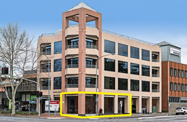 Portion of Ground Floor, 1-3 Hutt Street, ADELAIDE SA, 5000