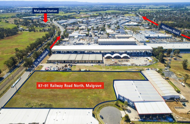 Multiple Units/87-91 Railway Road North, MULGRAVE NSW, 2756