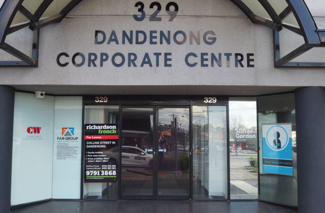 Suite 2, Level 4, 329 Thomas Street, DANDENONG VIC, 3175