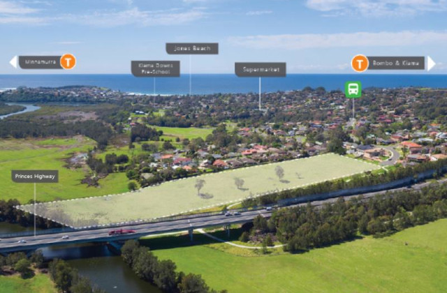 Lot 442 Henry Parkes Drive, KIAMA DOWNS NSW, 2533