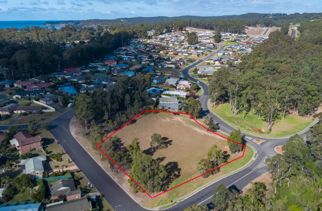 Lot 299, Lot 300, Lot 305 Cunningham Crescent, SUNSHINE BAY NSW, 2536