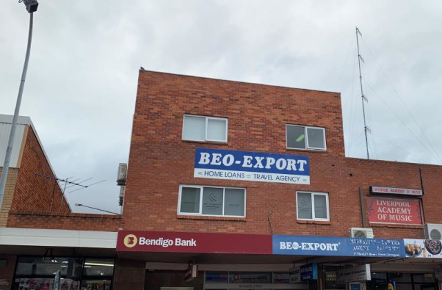 Level 2 Suite 2/70 Moore Street, LIVERPOOL NSW, 2170