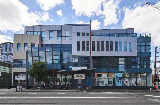 Top Floor/70-80 Wellington Street, COLLINGWOOD VIC, 3066