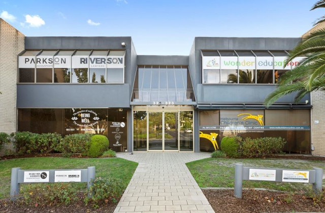 321-323 Camberwell Road, CAMBERWELL VIC, 3124