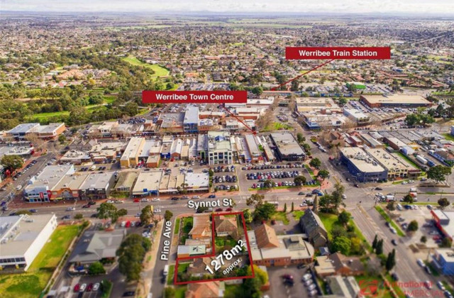 35 Synnot Street & 1 Pine Avenue, WERRIBEE VIC, 3030